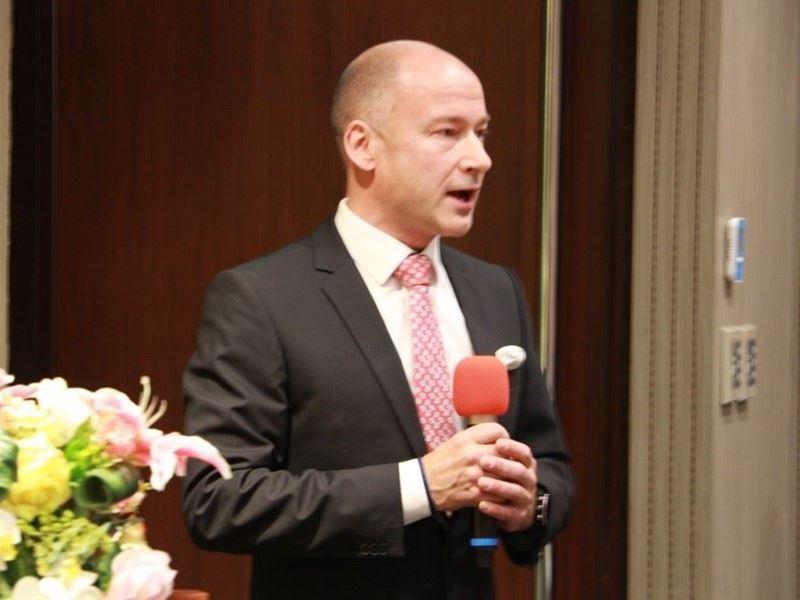 芬蘭公共管理學院執行長致詞